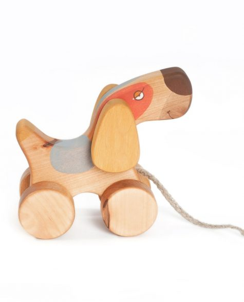 Terrier Pull Toy